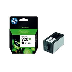 HP 原廠墨水匣CD975AA 高容量NO.920XL-黑色