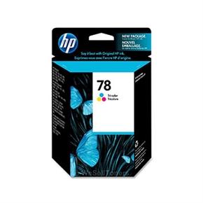 HP 原廠墨水匣C6578DA NO.78-黑