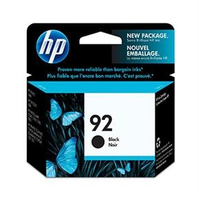 HP 原廠墨水匣C9362WA NO.92-黑色