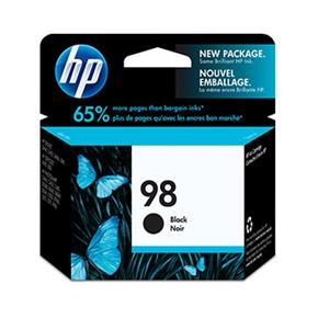 HP 原廠墨水匣C9364WA NO.98-黑色