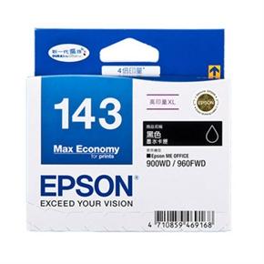 EPSON 原廠墨水匣T143150高印量XL-黑