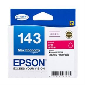 EPSON 原廠墨水匣T143350高印量XL-紅