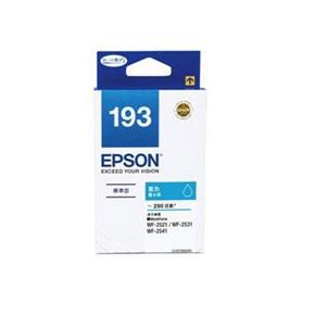 EPSON 原廠墨水匣T193250-藍
