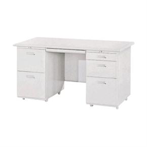 Y101-4 雙邊辦公桌(左二右三屜)