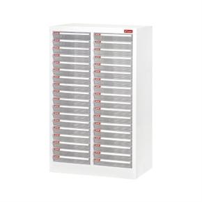 樹德 A4-236P 落地型雙排資料櫃