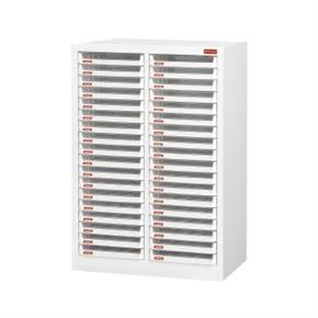 樹德 A4X-236P 落地型雙排資料櫃