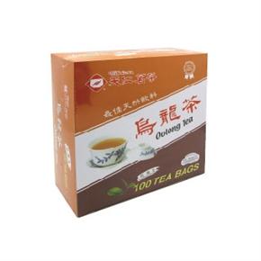 天仁 烏龍茶隨身鋁箔防潮茶包(盒)