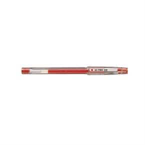 PILOT HI-TEC-C 超細鋼珠筆0.5mm 紅