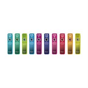 PILOT百樂 HRF-5G 超級G鉛筆芯0.5mm 4H
