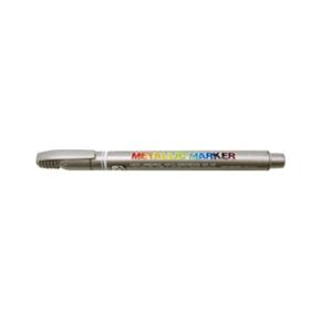 雄獅 MM-610 金屬奇異筆 銀