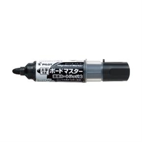 PILOT WMBM-18BM 可換水白板筆粗字3.2mm 黑