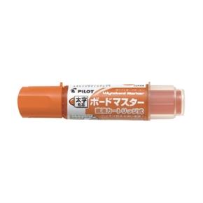 PILOT百樂 WMBM-18BM 可換水白板筆粗字3.2mm 橘