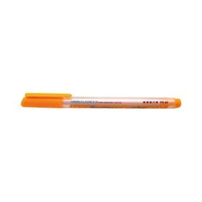 雄獅 FM-35單頭螢光筆4.0mm橘
