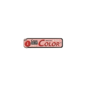 PILOT百樂 ENO 彩色自動鉛筆蕊0.7mm 紅