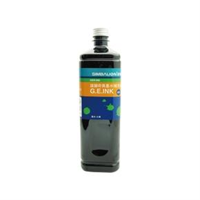 雄獅 900CC 奇異筆補充油 藍色