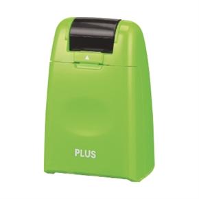 PLUS IS-500CM 37870 滾輪個人資料保護章 綠