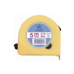 LIFE 徠福NO.4091(04091) K.L彩色鋼捲尺