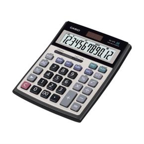 CASIO DS-2TS 12位桌上型稅率計算機