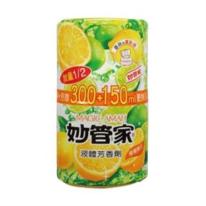 妙管家 AFL030+15-L 液體芳香劑-檸檬蘇打
