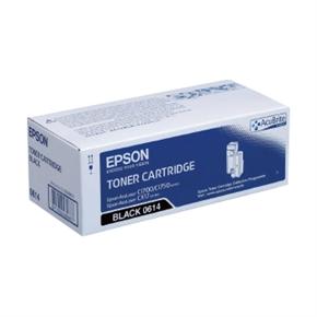EPSON 原廠碳粉匣 S050614 黑色