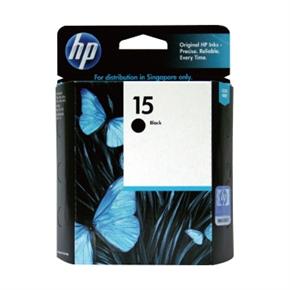 HP 原廠墨水匣C6615DA NO.15-黑