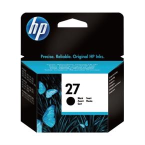 HP 原廠墨水匣C8727A NO.27-黑