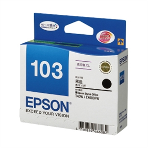 EPSON 原廠墨水匣 T103150 高容量-黑
