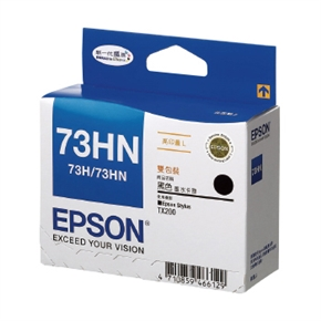 EPSON 原廠墨水匣 T104151 73HN-黑
