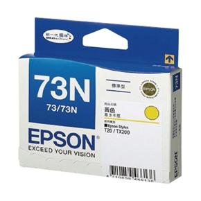 EPSON 原廠墨水匣T105450-黃