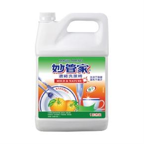 妙管家DWONG濃縮洗潔精(洗碗精)加侖桶