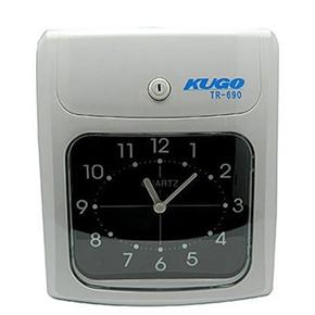KUGO TR-690六欄位 打卡鐘