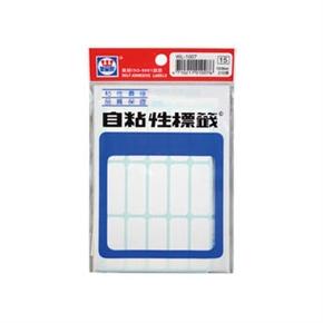 華麗WL-1007 自黏性標籤