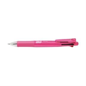 斑馬 B4SA1 4+1多功能筆 粉紅