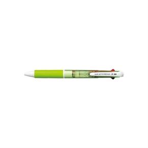 UNI三菱 SXE3-400-07 三色自動溜溜筆 綠