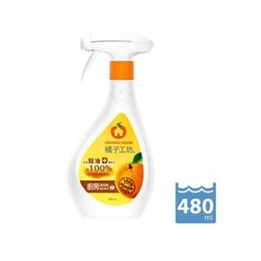 橘子工坊 廚房爐具專用清潔劑 480ml