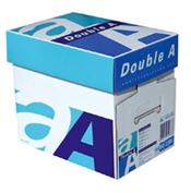 Double A A4影印紙 80G