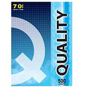 Quality A A4 影印紙 70P
