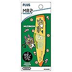 PLUS普樂士 51-832 限量版MR2修正帶-醃蘿蔔兔