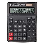利百代 LB-5015CA 12位元計算機(黑色)