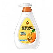 橘子工坊 天然去油碗盤洗滌液(洗碗精) 500ml