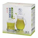《天仁》急切冷泡茶 - 茉莉綠茶(18入/盒)